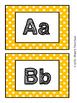 Alphabet Flash Cards {FREE 25 Followers}