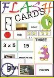 Flash Cards BUNDLE (600 cards)