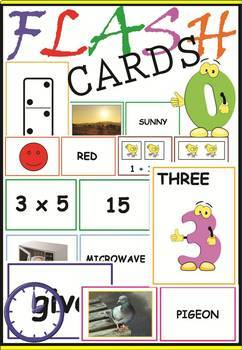 Flash Cards BUNDLE (600 cards)