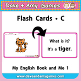 Flash Cards C: My English Book and Me 1