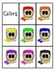 Flash Cards -Colors