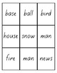 Flash Cards -Compound Words