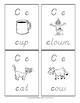 Flash Cards: D'nealian Handwriting Practice
