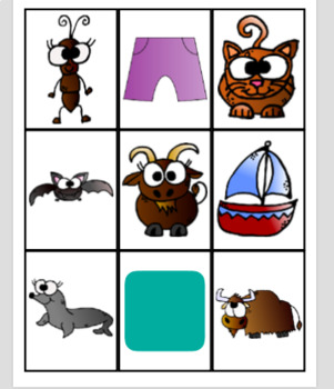 Flash Cards -ELA Bundle