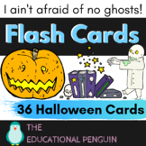 Flash Cards: Halloween