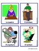 Flash Cards - Las profesiones (professions)