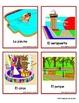 Flash Cards - Los lugares (places)