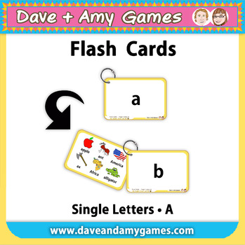 Flash Cards Single Letters: My English Book and Me 3