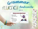 English Grammar Flashcards Set 1