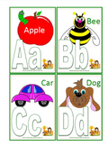 Flash Cards for ABC's