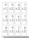 Flash Cards for Addition, Subtraction, Multiplication