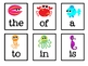 Flash Cards for Sight Words