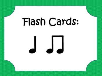 Flash Cards for ta ti-ti