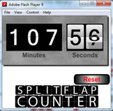 Flash Countdown Timer