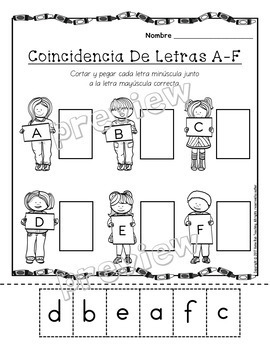 Flash Deal! September-June Literacy and Math Packet in Spanish (Growing Bundle)