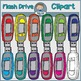 Flash Drive Clipart