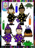 Clip Art ~ Halloween Spells - 500 Fantastic Followers Celebration