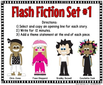 Flash Fiction 101