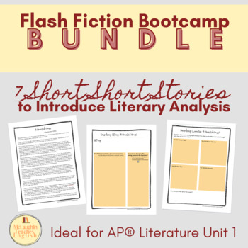 Flash Fiction Boot Camp for AP Literature and Composition