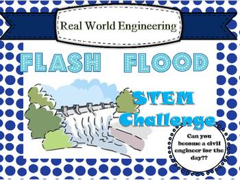 Flash Flood STEM challenge
