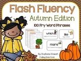 FLASH FLUENCY: Fall Fluency