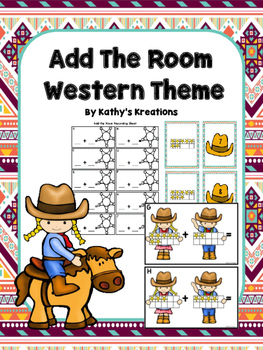 Add The Room Western Theme (bonus memory game included)