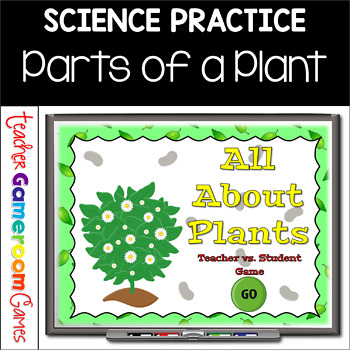 Parts of a Plant Powerpoint Review Game