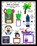 Back to School Book Companions Craft Pack:Elmer, David, Cr