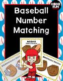 Baseball Number Correspondence Matching