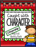 Flash Freebie: Caught With Character Poster and Chart