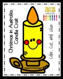 Christmas in Australia Craft: Candle (Holidays Around the World)