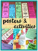 Classroom Community Posters and Activities - Classroom Decor