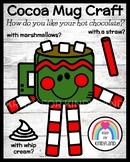 Cocoa Mug Buddy Craft: How do you like your hot chocolate? (Polar Express)