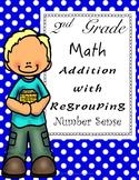 2nd Grade Math, Common Core Aligned: Number sense and addi