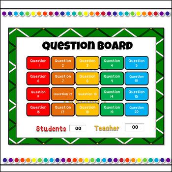 Decimal Rounding - Teacher vs. Student Powerpoint Game