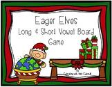 Eager Elves Long & Short Vowel Game