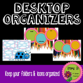 Funky Desktop Organizers