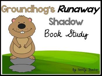 Groundhog's Runway Shadow