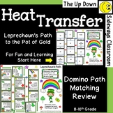 Heat Transfer Leprechaun's Domino Path Matching Review