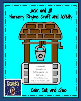 Jack and Jill Craft and Activity (Nursery Rhyme)