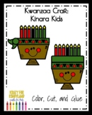 Kwanzaa Craft: Kinara Kids Craft (Holidays Around the World)