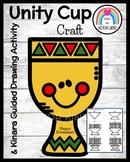Kwanzaa Craft: Unity Cup Craft and Kinara Guided Drawing (Holidays)