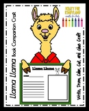 Llama Llama Book Companion: Drawing, Writing, and Craft for Kindergarten