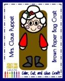 Mrs. Claus Craft: Puppet (Christmas)