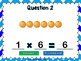 Multiplication with Arrays Teacher vs. Student PPT Game