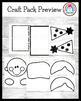 New Year Craft for Kindergarten: Goal Kids (Winter, January)