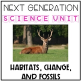 Unity and Diversity Habitats, Change, and Fossils Unit