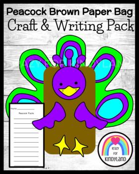 Peacock Puppet (Zoo, Summer, Animal Research)