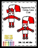 Peppermint Pals: Candy Cane Craft (Christmas, Holidays)