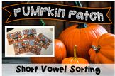 Pumpkin Patch Short Vowel Center